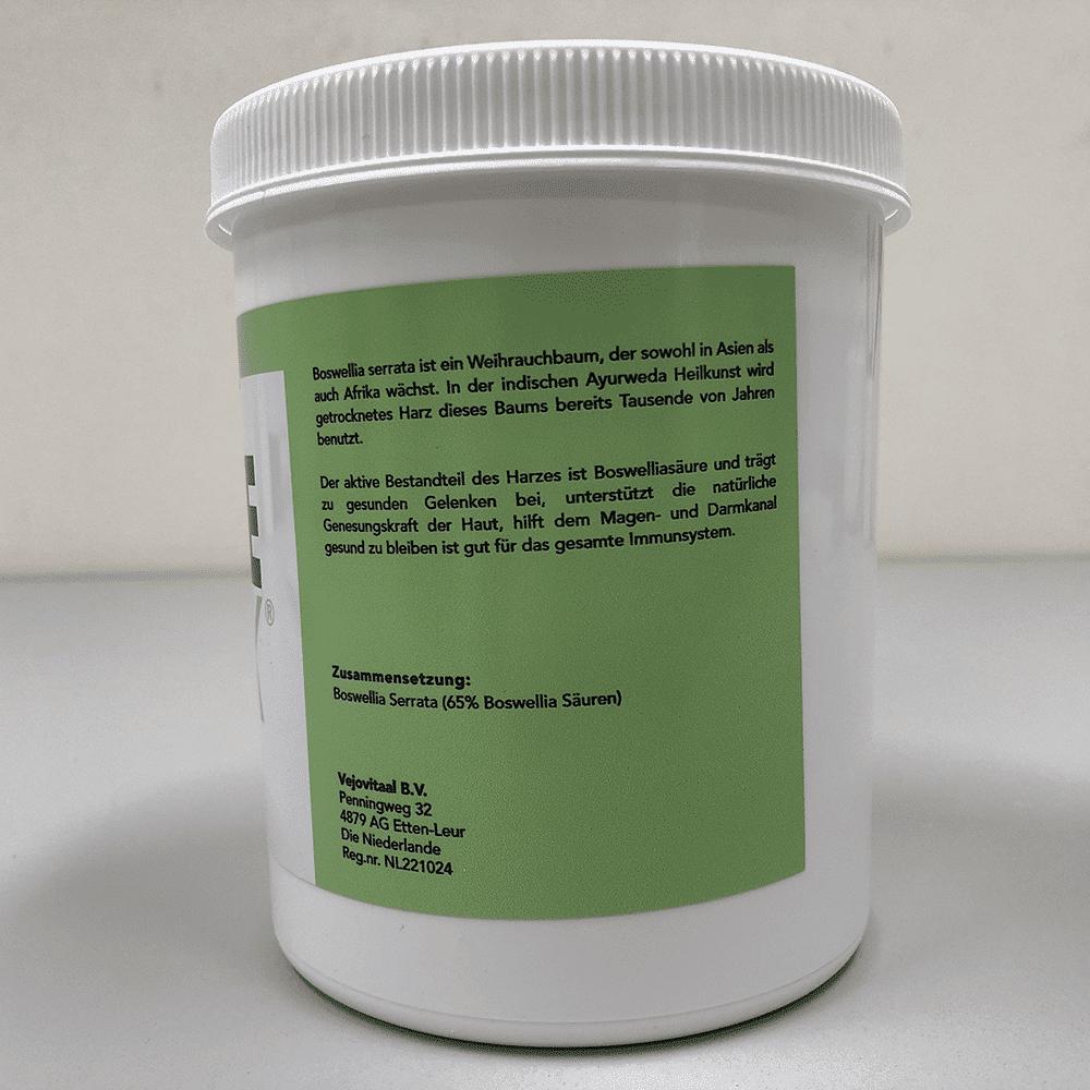 Boswellia für Pferde glas